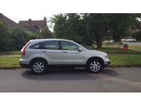 Honda CRV Nice quite motor, clean body work, Champagne Silver, good condition