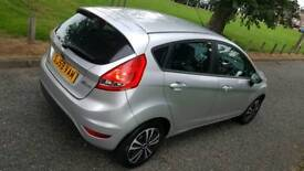 2009 Ford Fiesta 1.25 petrol. Low mileage. Long Mot. Starts, Runs and Stops perfect.