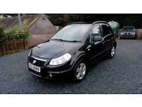 09 Fiat Sedici 5 Door Dynamic Service History 2Owners Nice Car ( can be viewed inside Anytime