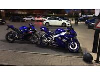 1999 Yamaha r1 swap for bandit 1200