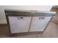Electric cooker hood