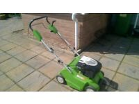 Petrol scarifier for sale Viking LB 540
