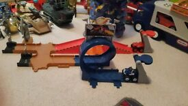 Fisher price blaze and the Monster machine race track