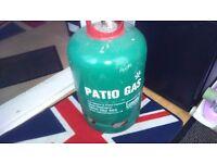 Calor patio gas bottle