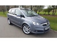 Vauxhall Zafira 1.9 CDTi 16v Design 5dr 7 SEATER + FULL HEATED LEATHER SEATS