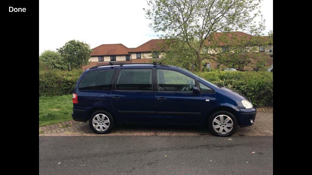 Galaxy 7 Seater In Blyth Northumberland Gumtree