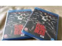 Fear The Walking Dead Season Complete Season 1 & 2 Blu-ray Boxset
