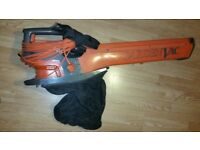 The Flymo Electric Garden Blow Vac, Collection in person. London SE8 £20