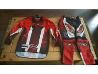 Kids small motorbike suit 6-10