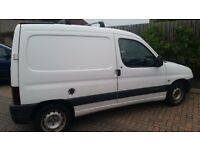 Citroen Berlingo works van