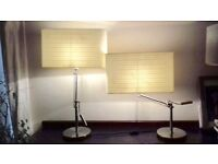 Adjustable desk/table lamp x 2 available