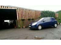 Vauxhall corsa van 09 plate 1.3 cdti tidy van 68k