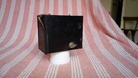 Kodak Brownie 1, Kodak Brownie 3a & Agfa Optima 5000