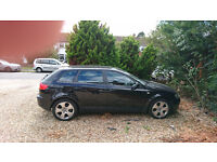 Audi A3 , £3650 ono, BLACK, Manual, 1 owner from new, 2keys and FSH