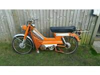 Mobylette moped spares and repairs