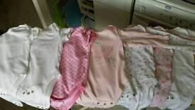 Girl clothes 9-12