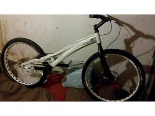 trials bike onza limey 3