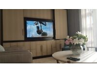 TV Installation & Wall Mounting Aerial Satellite Freeview CCTV CAT5 CAT6 Cabling warranty