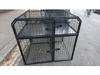 Dog Travel Crates/Cages for Ford Transit Connect Van or bigger