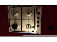 Hotpoint gas hob cooker