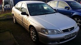 Bargain Honda Accord 1.8 Manual - Bargain Reliable run about
