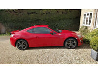 Toyota 2.0 D-4S GT86 3dr IMMACULATE. FSH FROM TOYOTA
