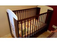 Baby Cot Bed, Cotbed, child bed