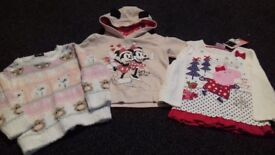 Girls 18-24 xmas jumpers/tops