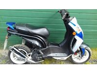 peugeout blaster rs12,50cc,project,moped