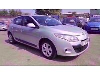 RENAULT MEGANE 1.5 DCI 5 DOOR 2010 / 1 OWNER / £30 ROAD TAX / FULL SERVICE HISTORY / HPI CLEAR