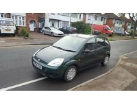 Ford Fiesta 2004 Zetec 1.2 petrol, only 60 k miles Corsa Golf