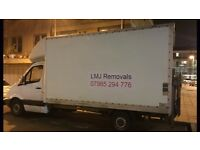 Fantastic cheapest 1# LMJ removals!! 07985294776!call now £ 9.99!! man and van auctions??