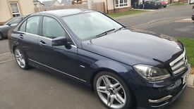 mercedes c-class 220 cdi sport blueeffiency 7g tiptronic automatic gearbox