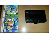 nintendo ds xl hand held console