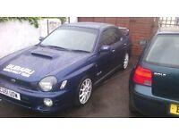 Subaru Impreza Non Turbo £750 Fast sale!!!!!