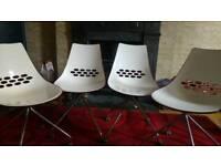Gresham Office Chairs - Retro!