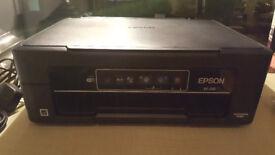 Printer, Copier, Scanner: Epson XP-235, Colour Ink Jet