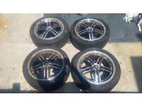 "17"" Diamond Alloy Wheels"