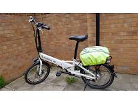 Electric bike PANDA XL