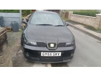 Cupra r 55 reg 12 mot excellent condition fsh 280bhp upgrades drives perfect engine etc great