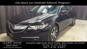 2015 Acura TLX Tech Leather/Sunroof/Navigation/Lane Departure