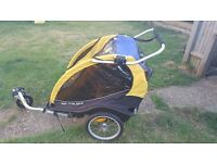 BURLEY CUB TRAILER FOR BICYCLE