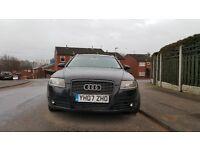 Audi A6 estate