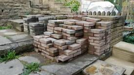 Block paving free to collect