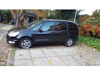 Ford Galaxy 2010 60 REG,Black 7 Seater