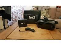Samsung Gear VR with conteoller