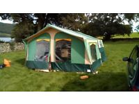 Conway Countryman Trailer Tent