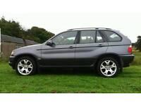 BMW X5 3.0 DIESEL MANUAL 2003