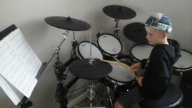 DRUM LESSONS ~ LEARN DRUMS ~ DRUM KIT TUITION