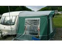 Caravan Eldiss Crown Sceptre 5 berth Awning plus extras.